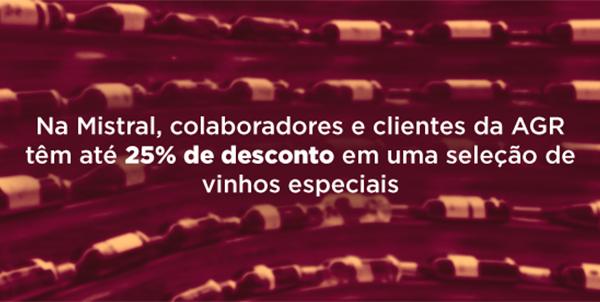 Seleção Outono Encontre os melhores vinhos e confira a seleção com até 25% de desconto